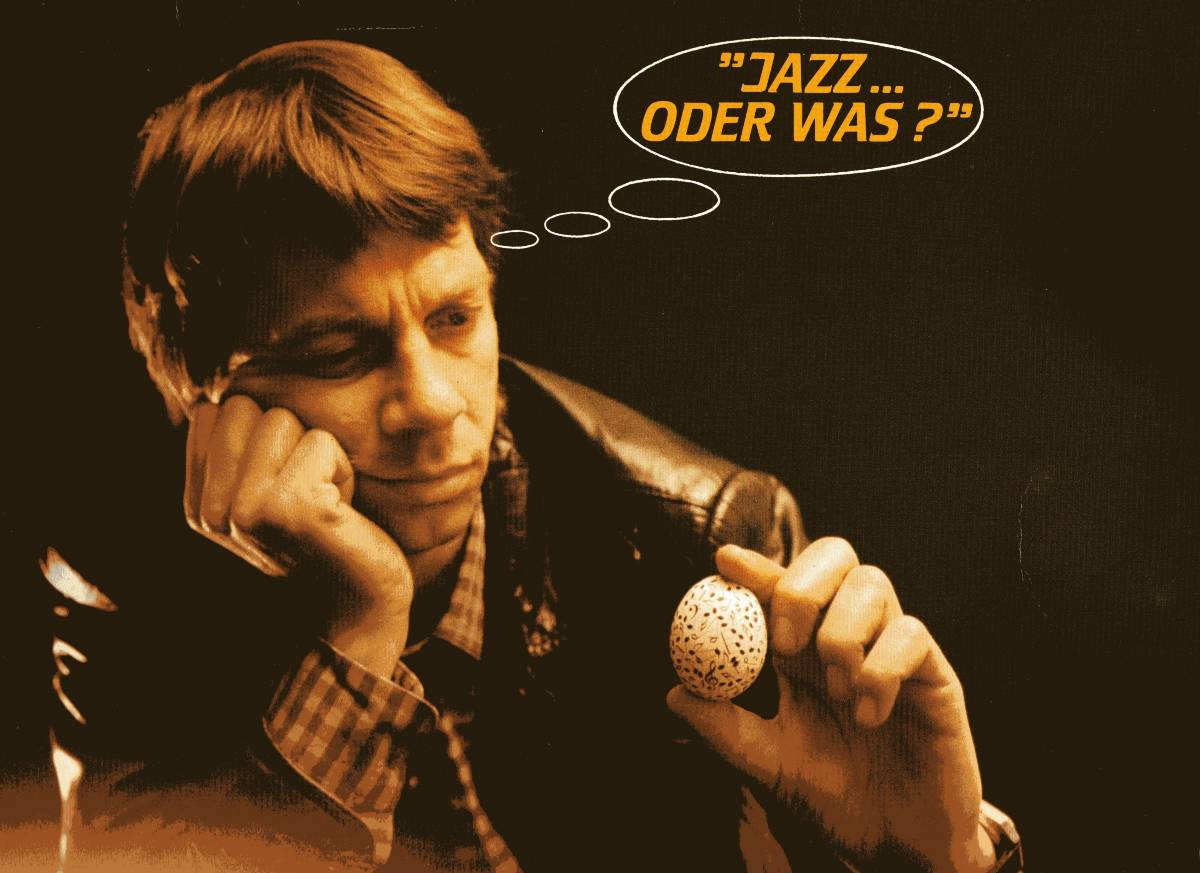 Cover Jazz oder was 1